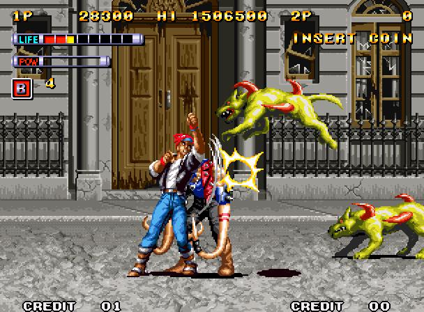 Mutation Nation SNK Neo Geo Xtreme Retro 1
