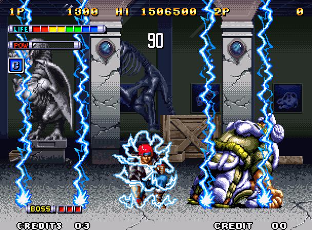 Mutation Nation SNK Neo Geo Xtreme Retro 2