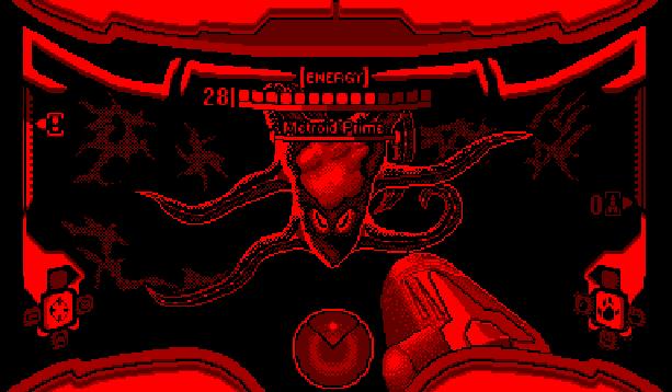 Nintendo Pixel Art Xtreme Retro