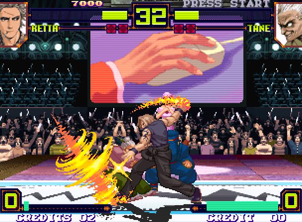 Power Instinct Matrimelee, Neo Geo Arcade Xtreme Retro 2