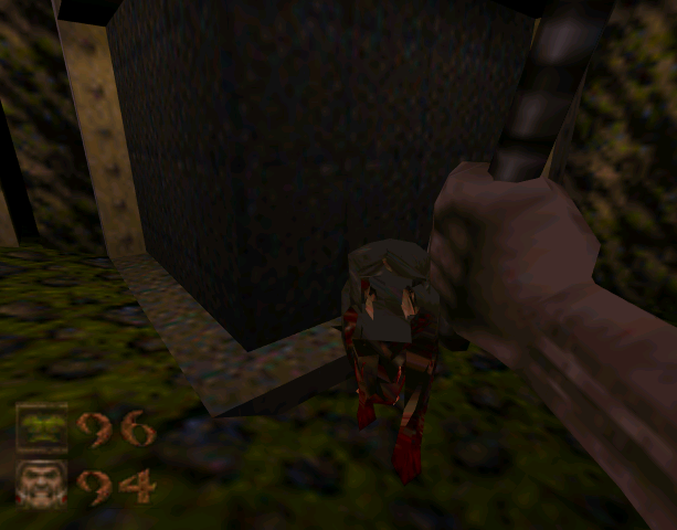 Quake Nintendo 64 Id Software Xtreme Retro 1