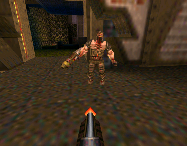 Quake Nintendo 64 Id Software Xtreme Retro 2