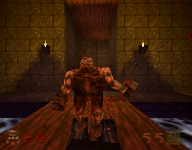 Quake Nintendo 64 Id Software Xtreme Retro 5