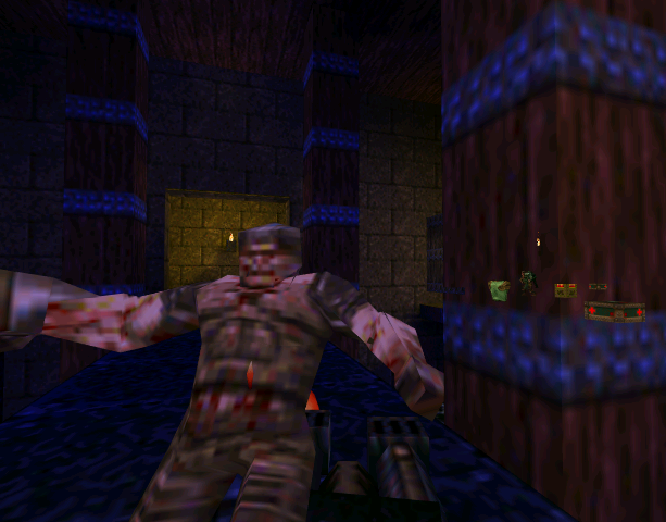 Quake Nintendo 64 Id Software Xtreme Retro 7