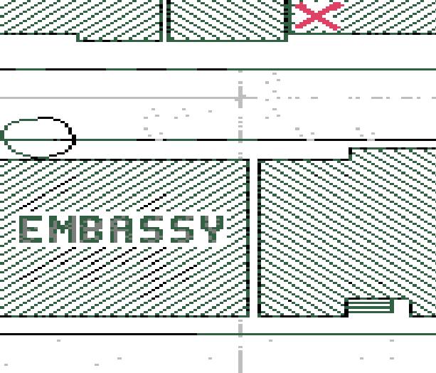 Rescue the Embassy Mission Kemko NES Xtreme Retro 1