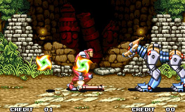 Robo Army SNK Beat em up Arcade Neo Geo Xtreme Retro 2