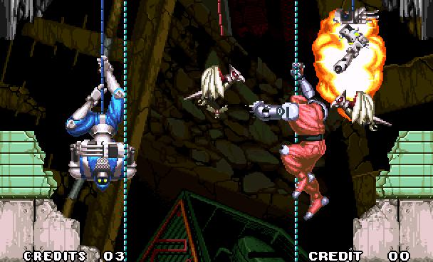 Robo Army SNK Beat em up Arcade Neo Geo Xtreme Retro 5