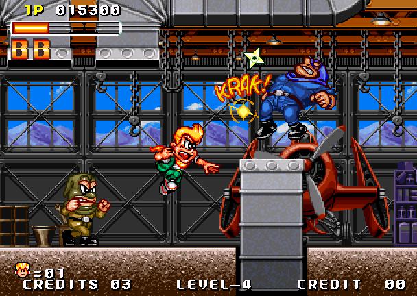 Spin Master Neo Geo Xtreme Retro 3