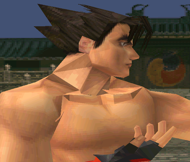 Tekken 3 Arcade PlayStation Namco Xtreme Retro 11