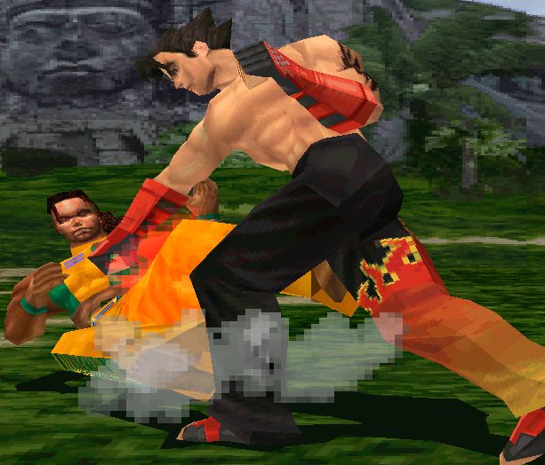 Tekken 3 Arcade PlayStation Namco Xtreme Retro 12