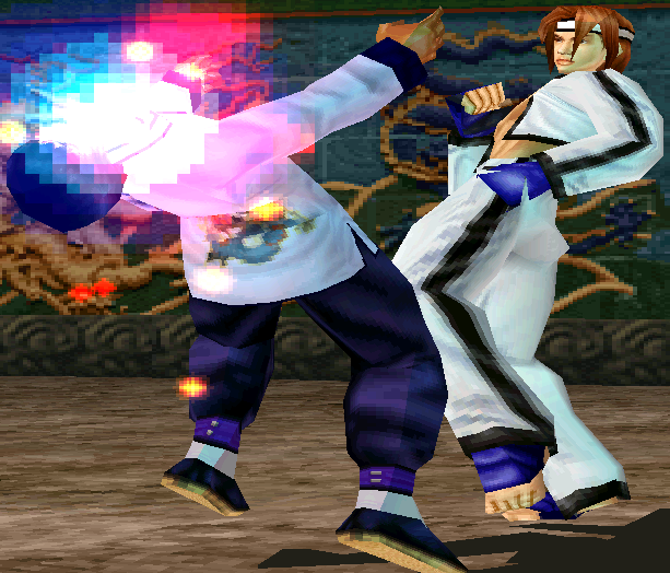Tekken 3 Arcade PlayStation Namco Xtreme Retro 13
