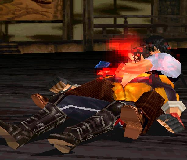 Tekken 3 Arcade PlayStation Namco Xtreme Retro 14
