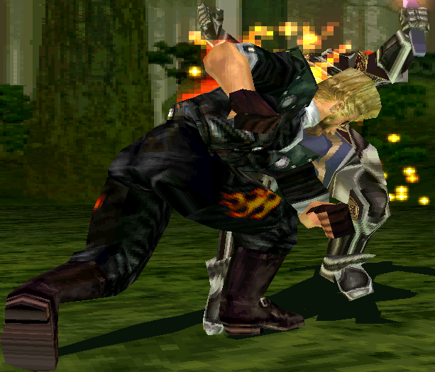 Tekken 3 Arcade PlayStation Namco Xtreme Retro 16