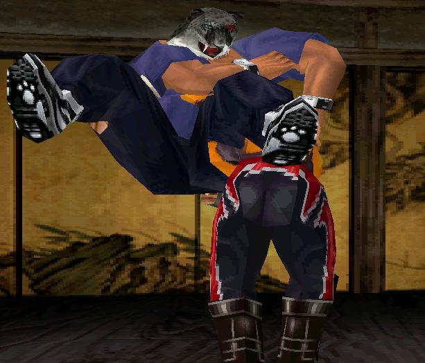 Tekken 3 Arcade PlayStation Namco Xtreme Retro 17