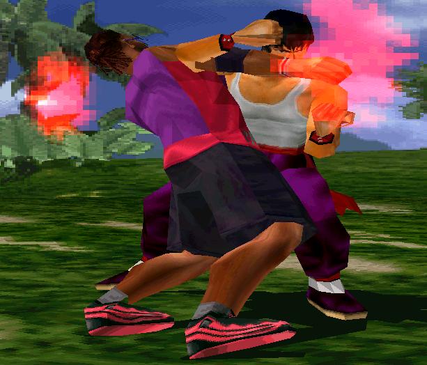 Tekken 3 Arcade PlayStation Namco Xtreme Retro 18