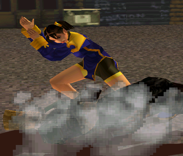 Tekken 3 Arcade PlayStation Namco Xtreme Retro 19