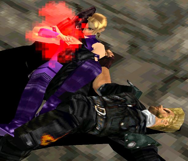 Tekken 3 Arcade PlayStation Namco Xtreme Retro 2