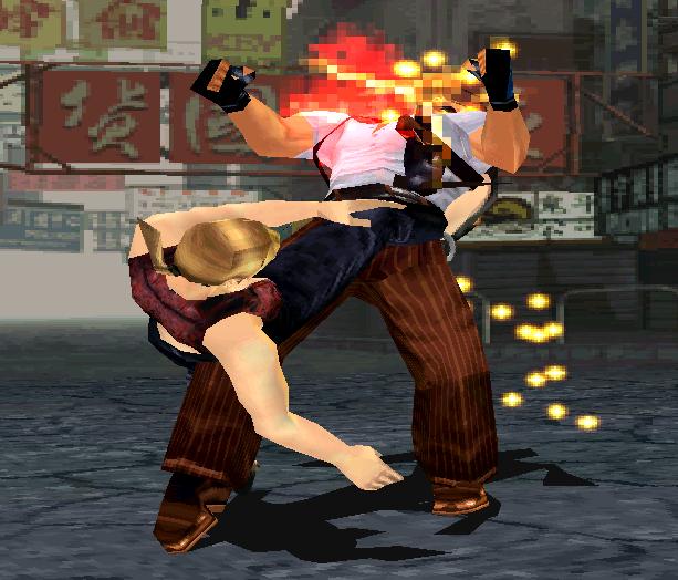 Tekken 3 Arcade PlayStation Namco Xtreme Retro 20