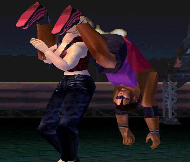 Tekken 3 Arcade PlayStation Namco Xtreme Retro 21