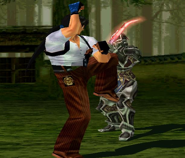 Tekken 3 Arcade PlayStation Namco Xtreme Retro 23