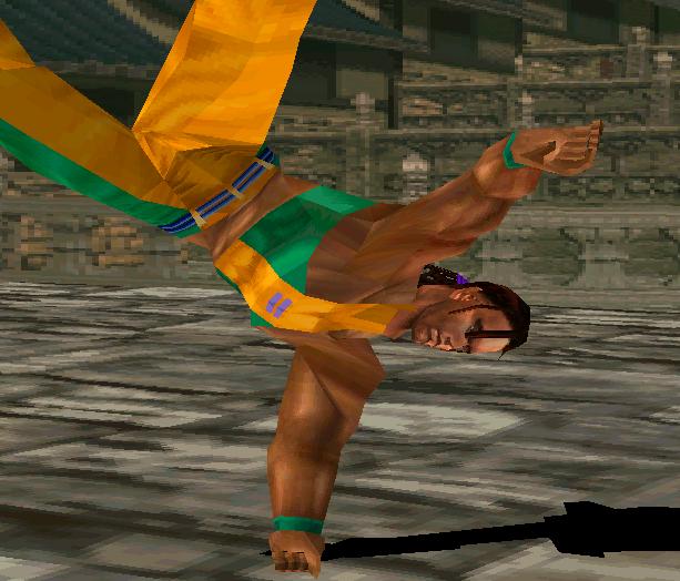 Tekken 3 Arcade PlayStation Namco Xtreme Retro 3