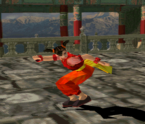 Tekken 3 Arcade PlayStation Namco Xtreme Retro 4