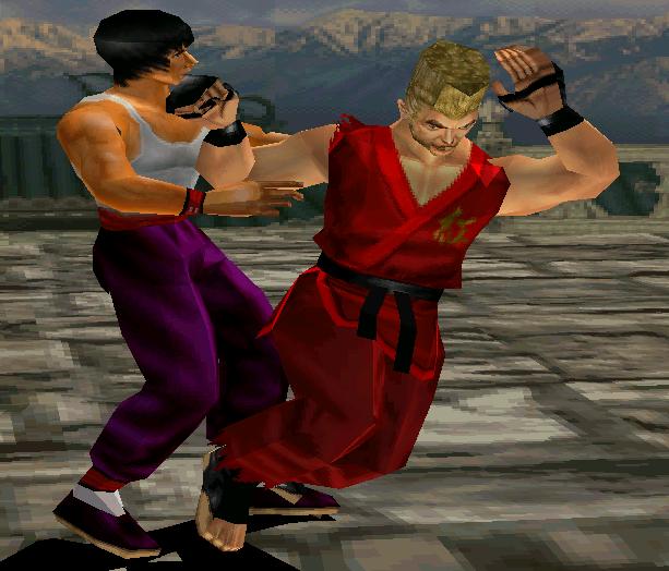 Tekken 3 Arcade PlayStation Namco Xtreme Retro 5
