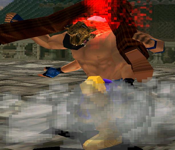 Tekken 3 Arcade PlayStation Namco Xtreme Retro 6