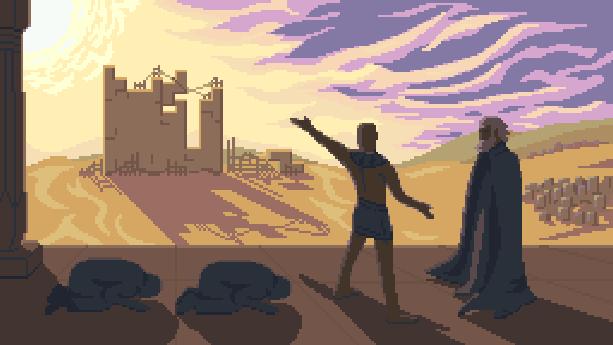 Tetris Pixel Art Xtreme Retro