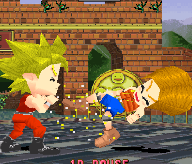 Virtua Fighter Kids AM 2 Sega Saturn Xtreme Retro 2
