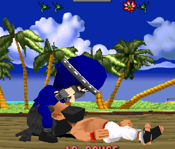 Virtua Fighter Kids AM 2 Sega Saturn Xtreme Retro 3