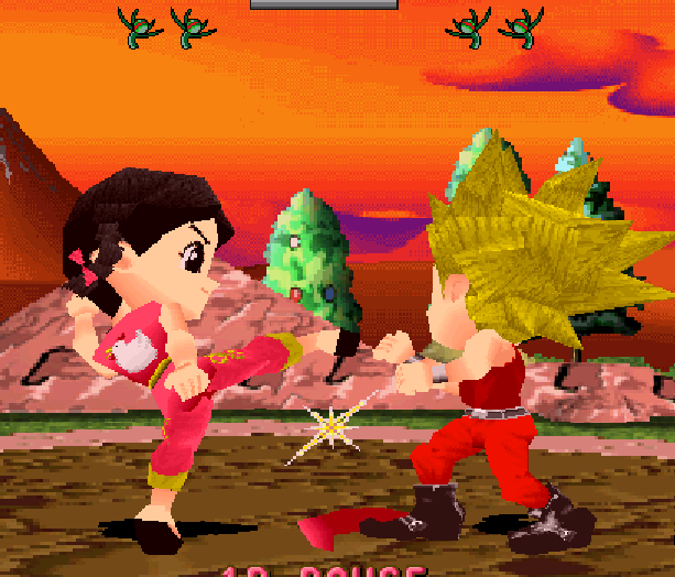 Virtua Fighter Kids AM 2 Sega Saturn Xtreme Retro 4