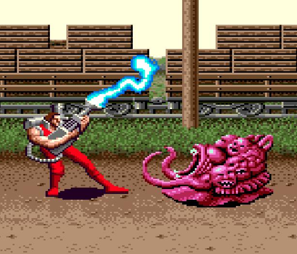 Alien Storm Arcade Sega Genesis Mega Drive Xtreme Retro