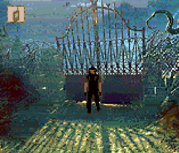 Alone in the Dark the New Nightmare Infogrames Survival Horror Game Boy Color Xtreme Retro 1