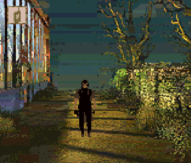 Alone in the Dark the New Nightmare Infogrames Survival Horror Game Boy Color Xtreme Retro 14