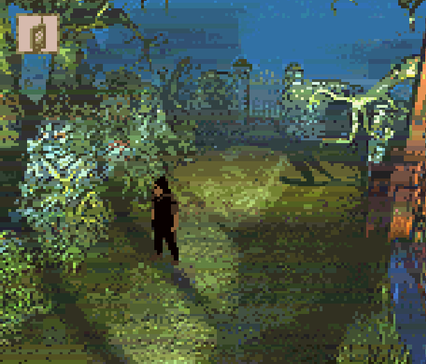 Alone in the Dark the New Nightmare Infogrames Survival Horror Game Boy Color Xtreme Retro 15