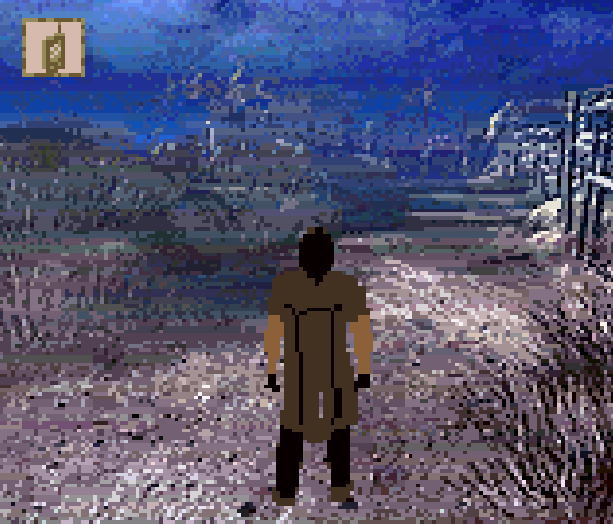 Alone in the Dark the New Nightmare Infogrames Survival Horror Game Boy Color Xtreme Retro 2