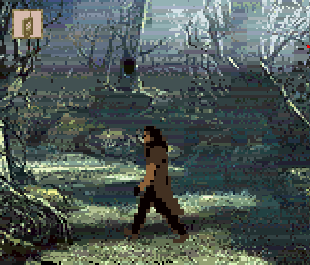 Alone in the Dark the New Nightmare Infogrames Survival Horror Game Boy Color Xtreme Retro 3