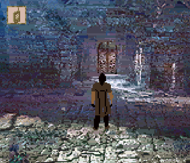 Alone in the Dark the New Nightmare Infogrames Survival Horror Game Boy Color Xtreme Retro 6