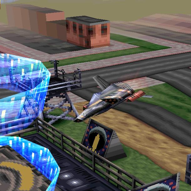 B Movie Sony PlayStation Shump Xtreme Retro 3