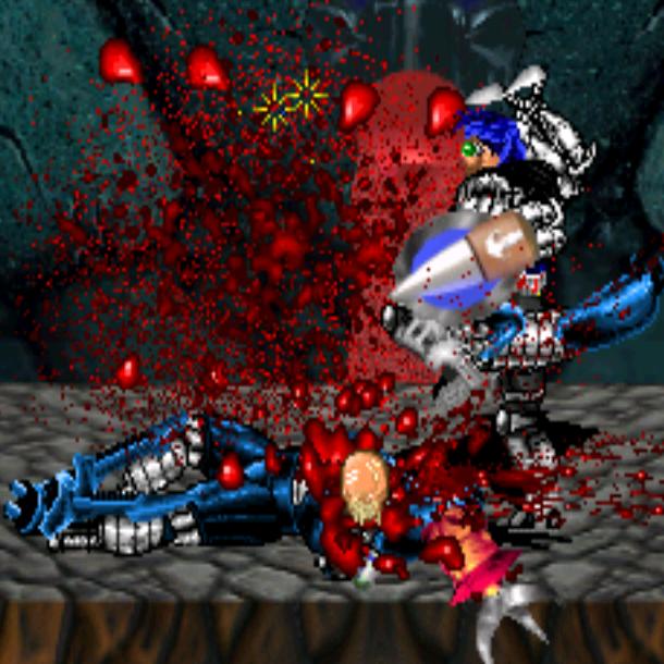 Blood Storm Arcade Xtreme Retro 3