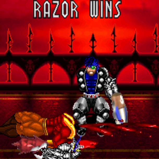 Blood Storm Arcade Xtreme Retro 5