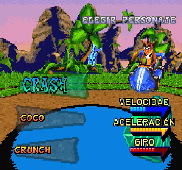 Crash Nitro Kart Game Boy Advance Xtreme Retro 1