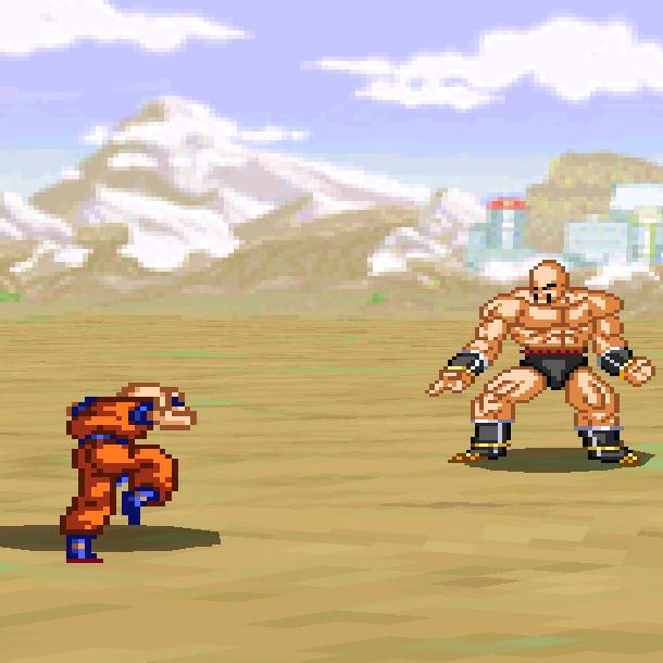Dragon Ball Z Legends Idainaru Doragon Boru Densetsu Sega Saturn Sony PlayStation Xtreme Retro 11