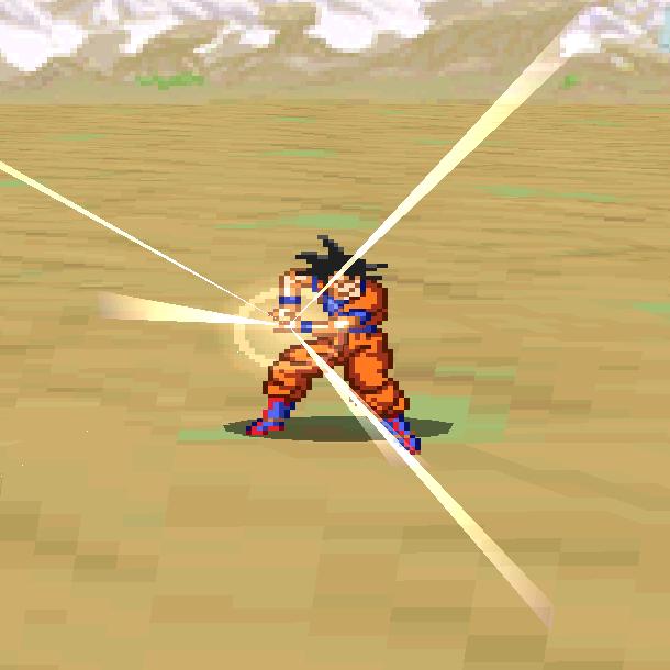 Dragon Ball Z Legends Idainaru Doragon Boru Densetsu Sega Saturn Sony PlayStation Xtreme Retro 6