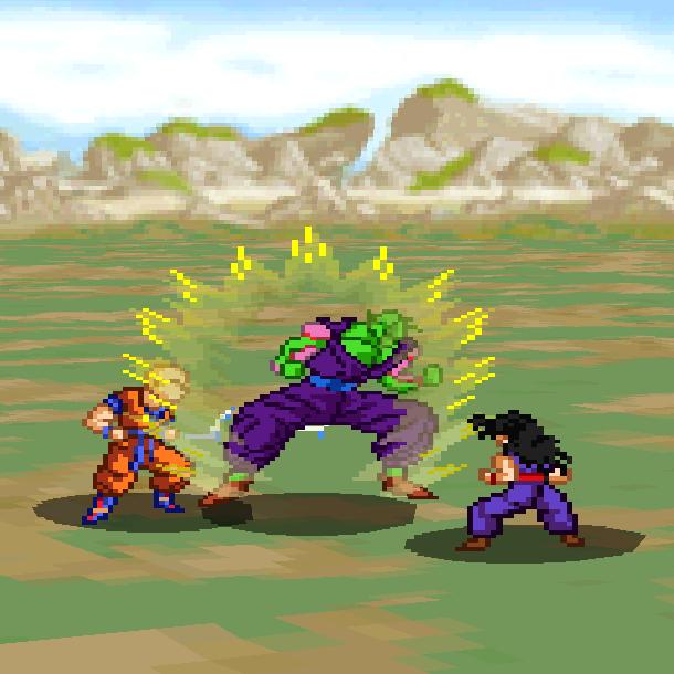 Dragon Ball Z Legends Idainaru Doragon Boru Densetsu Sega Saturn Sony PlayStation Xtreme Retro 8