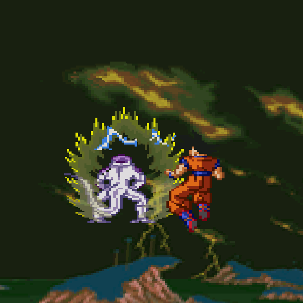 Dragon Ball Z Legends Idainaru Doragon Boru Densetsu Sega Saturn Sony PlayStation Xtreme Retro 9