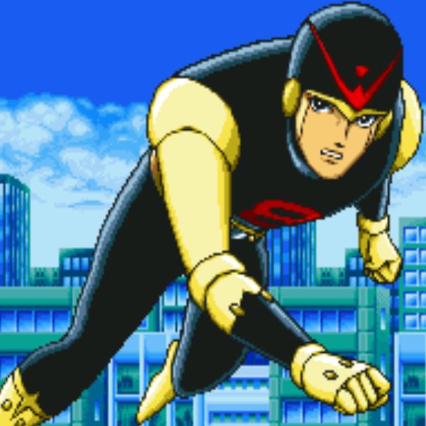 Eightman Neo Geo Arcade Manga Xtreme Retro 1