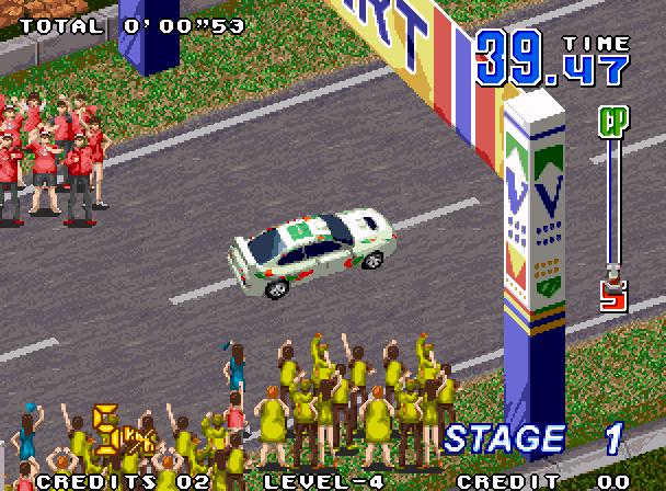 Neo DriftOut Neo Geo Xtreme Retro 1