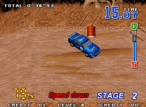Neo DriftOut Neo Geo Xtreme Retro 2